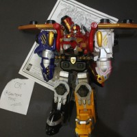 DX GOSEI GREAT MEGAZORD