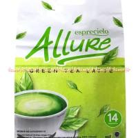 ALLURE ESPRECIELO GREEN TEA LATTE ASLI JEPANG