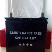 ACCU Standar Mobil Honda Brio, Mobilio, Brv, Jazz, City, Freed