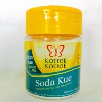 Soda Kue Koepoe koepoe Baking Soda Pengembang Kue 81 gr Natrium