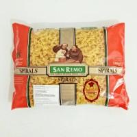 Pasta Spirals San Remo 500gr