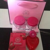 GLANSIE beauty care cream Dr.fajar paket normal