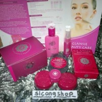 GLANSIE beauty care cream Dr.fajar paket lengkap