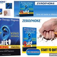 Zero smoke magnet koyo terapi anti merokok