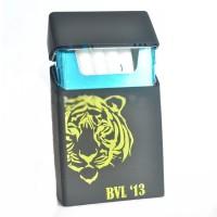 Kotak Rokok Silicone Cover Macan / Harimau