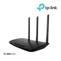 TP-Link Wi-Fi Router TL-WR940N 450 Mbps Wireless N Router Hitam