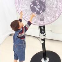Sarung Kipas Angin / Fan Cover / Pelindung Kipas Angin Anak