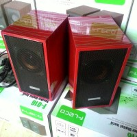 Speaker Fleco F-016 / Speaker Aktif Woofer Fleco F016 Extra Power