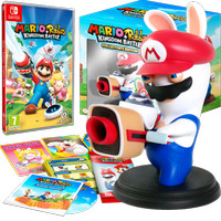 Mario Rabbids Kingdom Battle Collector Edition Nintendo Switch