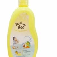 precious bee baby liquid cleanser 500ml sabun cuci botol