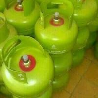 tabung gas elpiji 3 kg + isi