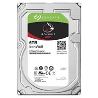 Seagate Ironwolf 6TB / NAS HDD / 3 years warranty