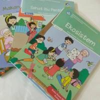 Buku Tematik Kelas 5 SD Tema 3, 4 & 5 Revisi 2017