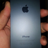 Iphone 5 Blackgrey 16gb