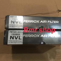 Baru  filter udara original ferrox for vixion new nvl/nva