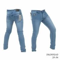 Celana Jeans Denim Pria Panjang Model Skinny Pensil Premium distro