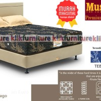 VIENNA MUSTERRING (set 140x200) Springbed CHICAGO Style