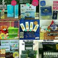 MSI produk kesehatan dan kecantikan