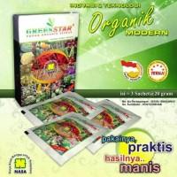 Pupuk Organik Serbuk Green Star Nasa 60gr