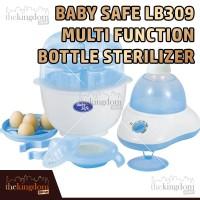 Baby Safe LB309 Multi Function Bottle Sterilizer Alat Steril Botol