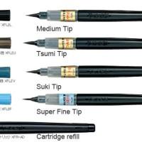 ID 20769 Brush pen : Pentel Standard Brush Pen / 1 pc