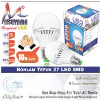 Bohlam Sensor Tepuk   Bohlam LED 10 Watt