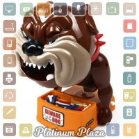 Bad Dog Game Beware Of The Dog Running Man Games - Brown`60ZHD8-