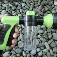 Water Gun Spray Terbaik untuk Cuci Mobil Motor 8 Mode dgn Tempat Sabun