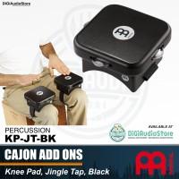 Meinl Percussion KP-JT-BK Knee Pad Jingle Tap Cajon - Aksesoris Kahon