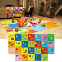 Evamat - Abjad Gambar / Matras / Tikar / Karpet / Puzzle Alas Lantai