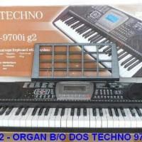 keyboard techno 9700 g2