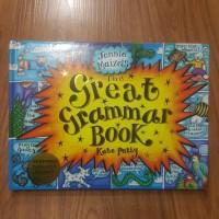 Buku THE GREAT GRAMMAR BOOK - Jennie Maizels & Kate Petty