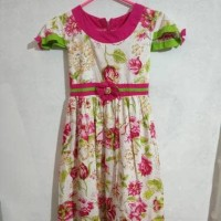 baju anak motif bunga
