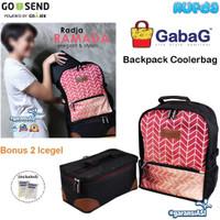 Gabag Radja Ramada Tas Pendingin Asi Cooler Bag Backpack Ransel