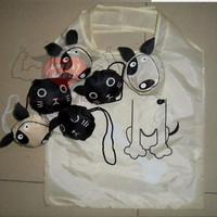 tas belanja lipat karakter lucu, tas tenteng,tas jinjing gantungan tas
