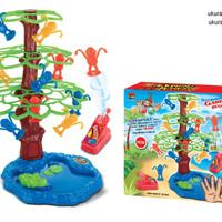 Jumping monkey, mainan keluarga, mainan tembak monyet