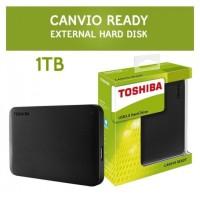 """External HD/HDD/Harddisk Toshiba Canvio Ready 2,5"""" 1 TB USB 3.0"""