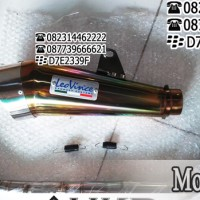 Knalpot Racing Khusus Yamaha R15 V2, V3 & VVA Full System