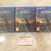 BD PS4 Final Fantasy XV Reg 2