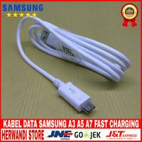Kabel Data USB Samsung Galaxy A7 J8 2018 ORIGINAL 100% Micro Usb