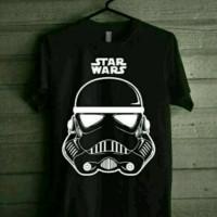 Kaos Tshirt Kaos Pria STAR WARS