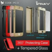 Case iPaky 360 Original Oppo F5 6.0 inchi HardCase All Berkualitas