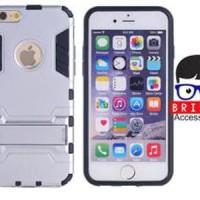 Murah! Case Iphone 5 / 5s Ironman ( Armor Shield ) Seri Murah