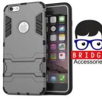 Murah! Case Iphone 6/6s Ironman ( Armor Shield ) Series Murah
