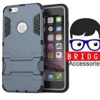 Murah! Case Iphone 6 Plus Ironman ( Armor Shield ) Seri Diskon