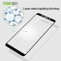 Murah Meriah Tempered Glass Warna Vivo V7 Plus 3D Full Berkualitas