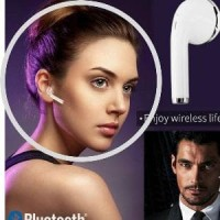 Murah Meriah Earphone Bluetooth VOVG V1 Wireless Stealt Diskon