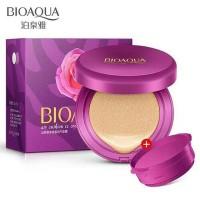 Bioaqua Net Aqua Air Cushion Cc Cream Rose (Plus Refill)