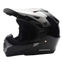 Cargloss FMX Former Helm Motocross - Deep Black