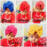 Tuban Pita/ Turban bow / Turban baby /anak